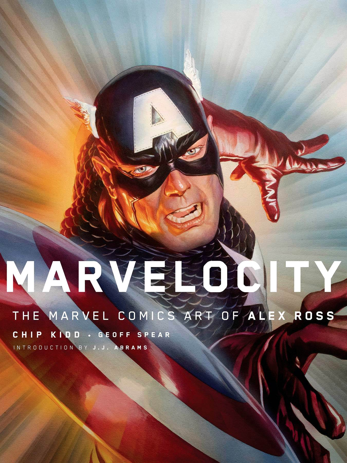 Marvelocity: The Marvel Comics Art of Alex Ross HC