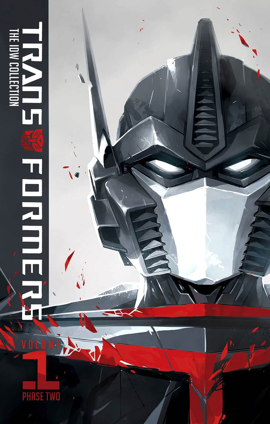 Transformers: The IDW Collection - Phase Two Volume 01 HC