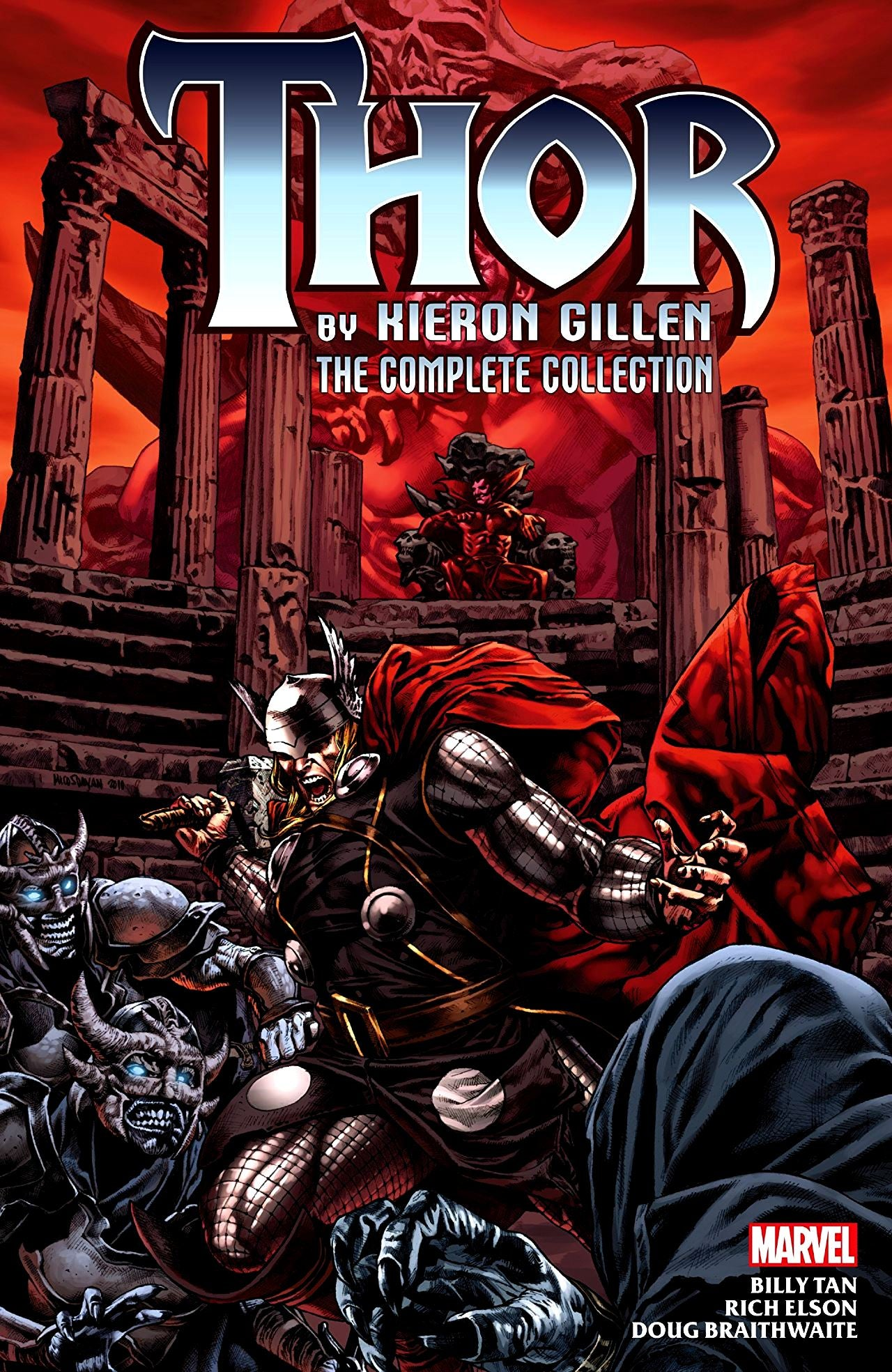 Thor by Kieron Gillen - The Complete Collection