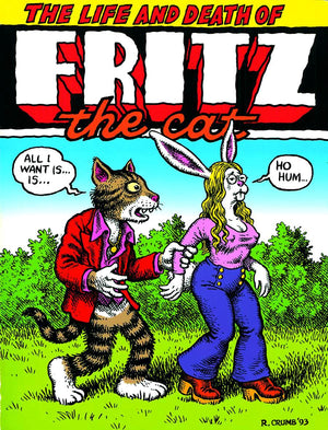 Life and Death of Fritz the Cat HC