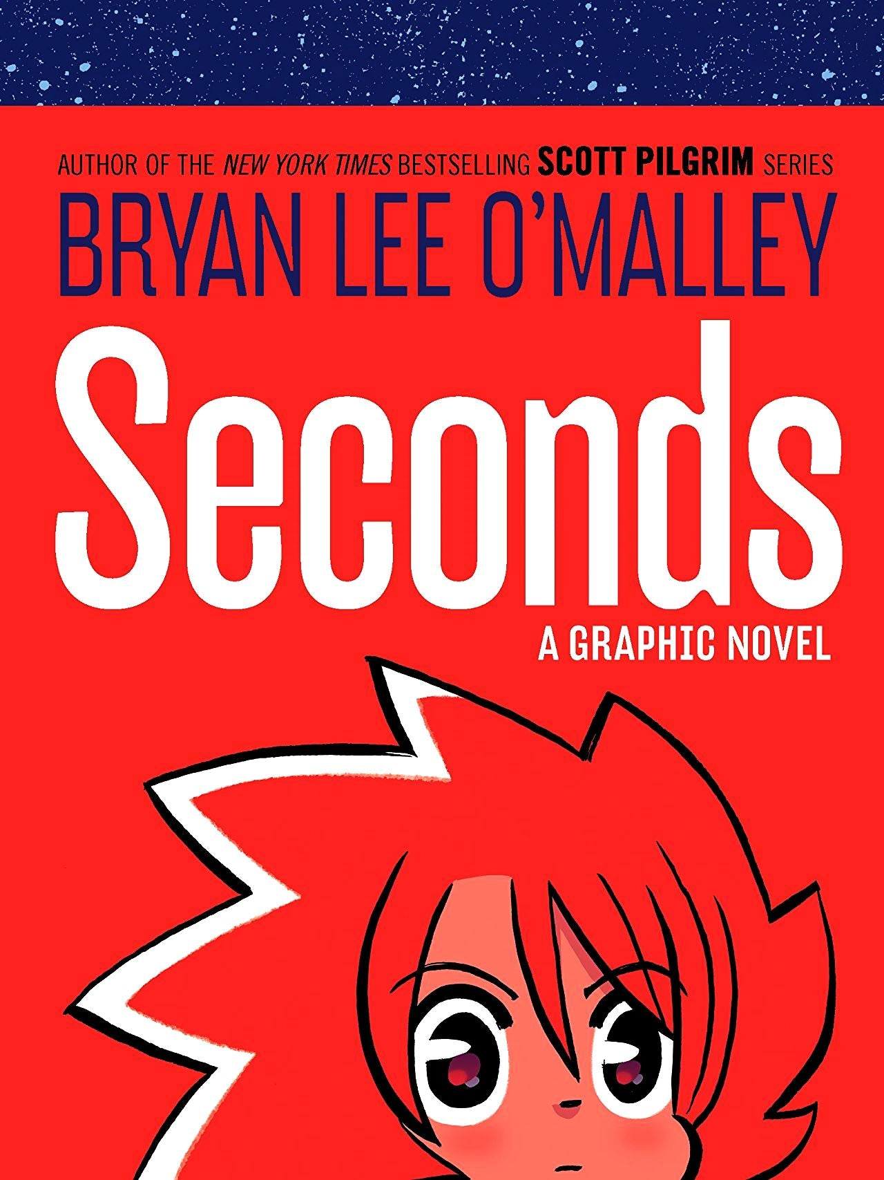 Seconds - A Graphic Novel HC