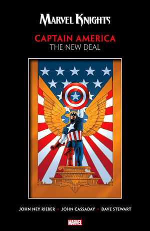 Marvel Knights: Captain America - The New Deal