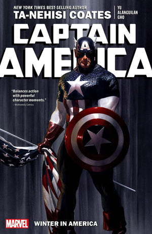 Captain America (2018) Volume 1: Winter in America