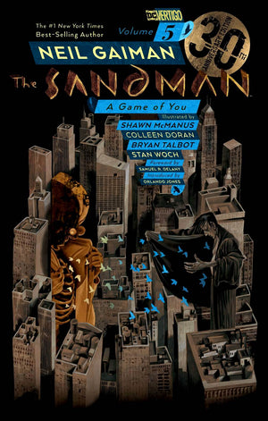 Sandman 30th Anniversary Edition Volume 05: A Game of You