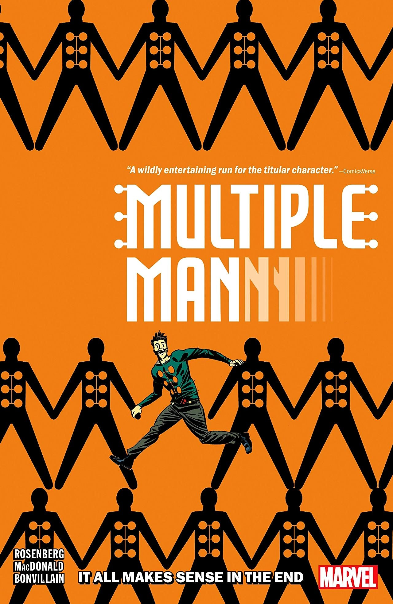Multiple Man (2018): It All Makes Sense in the End