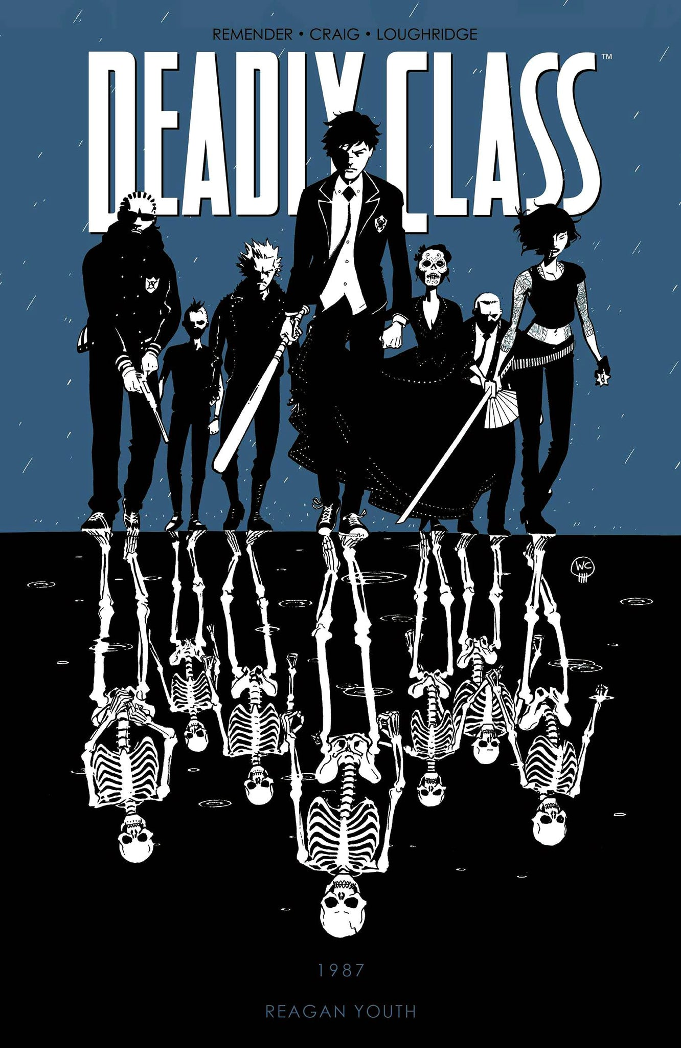 Deadly Class Volume 1: Reagan Youth