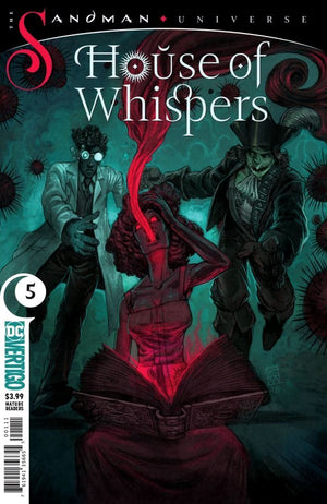 House of Whispers (2018) #05