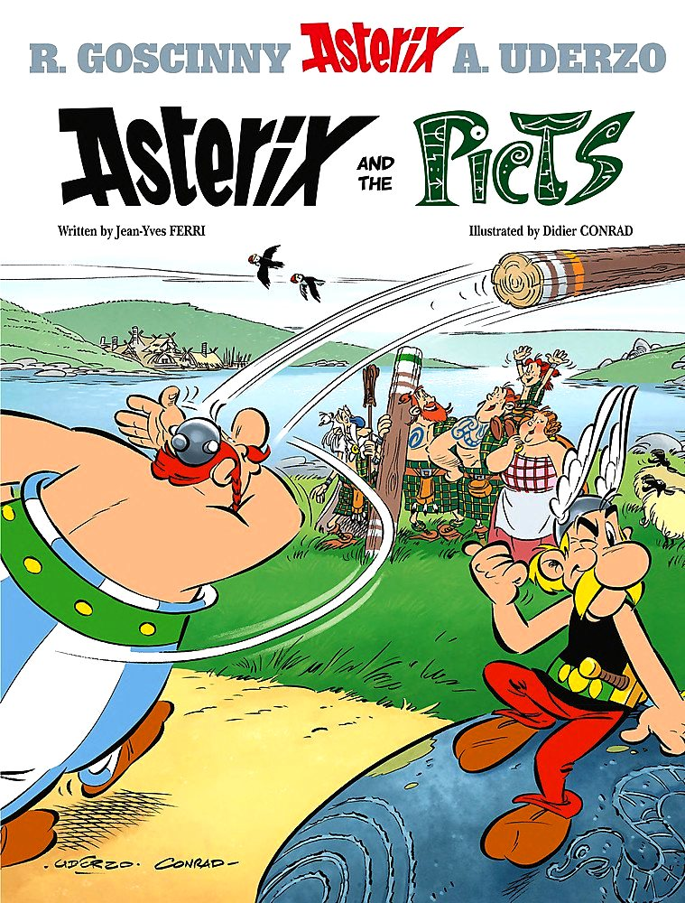 Asterix Volume 35: Asterix and the Picts