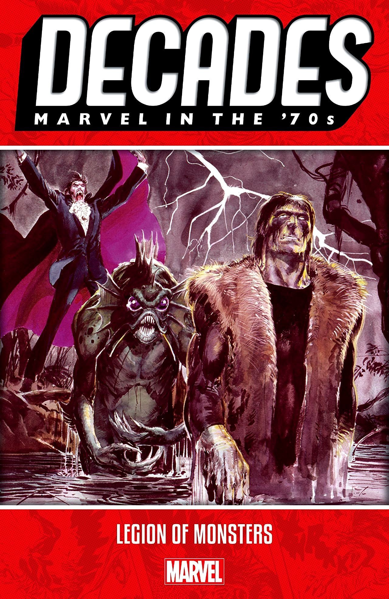 Decades: Marvel in the '70s - Legion of Monsters