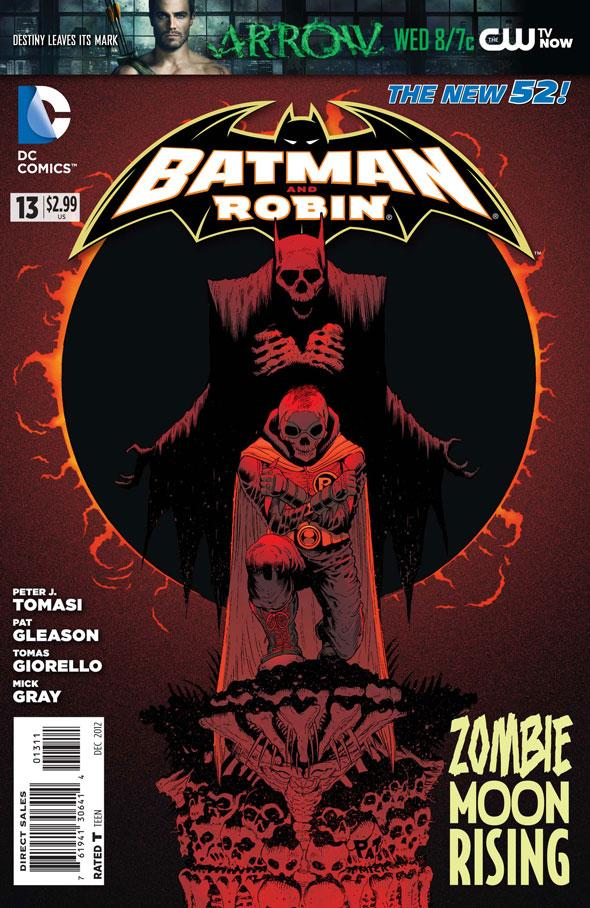 Batman and Robin (The New 52) #13