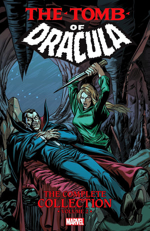 Tomb of Dracula - The Complete Collection Volume 2