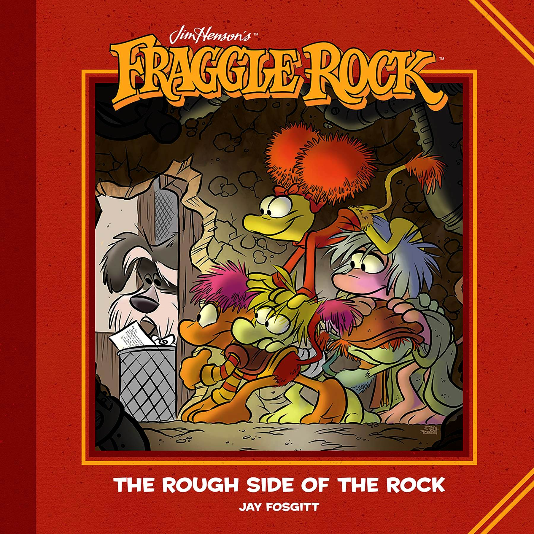 Jim Henson's Fraggle Rock: The Rough Side of the Rock HC