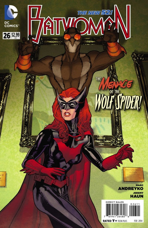 Batwoman (The New 52) #26