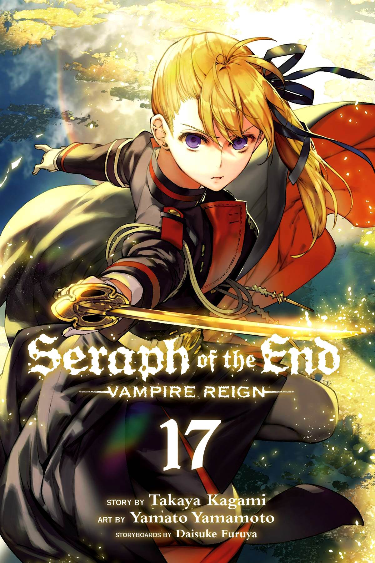 Seraph of the End: Vampire Reign Volume 17