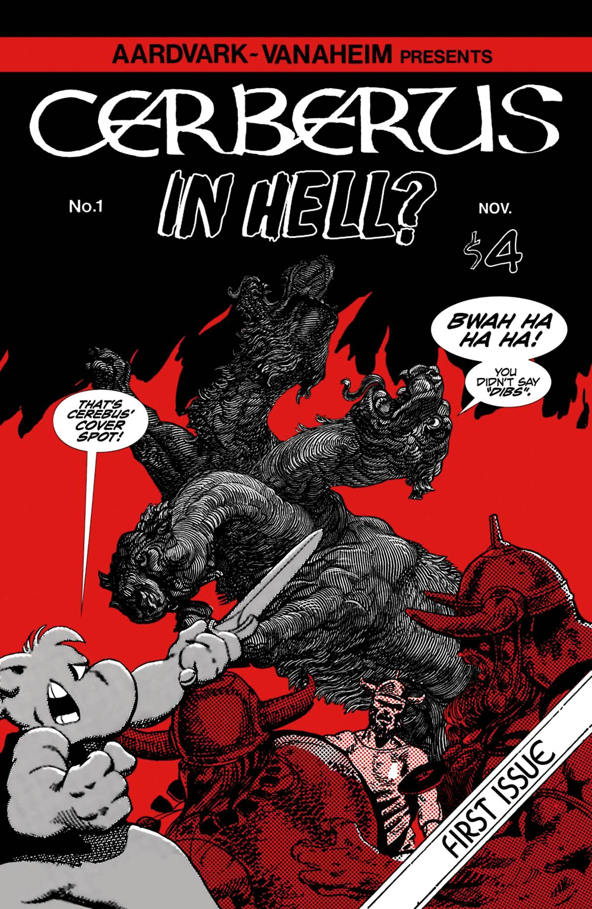 Cerebus in Hell? #1 (of 1)