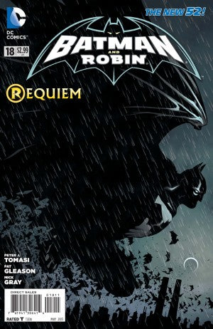 Batman and Robin (The New 52) #18