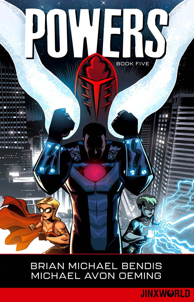 Powers Book 5