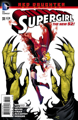 Supergirl (The New 52) #31