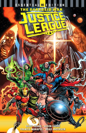 Justice League: The Darkseid War - DC Essential Edition