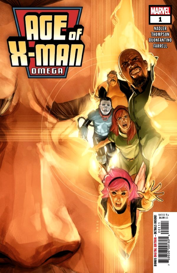 Age of X-Man: Omega (2019) #1 (One-Shot)