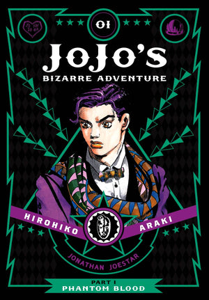 JoJo's Bizarre Adventures Part 1: Phantom Blood HC