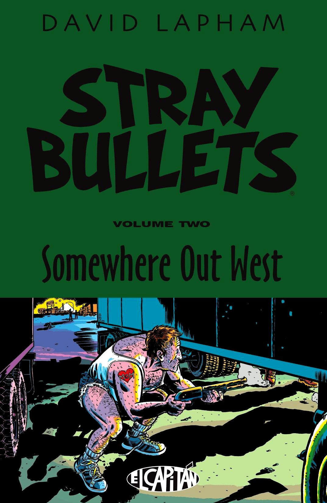 Stray Bullets Volume 2: Somewhere Out West