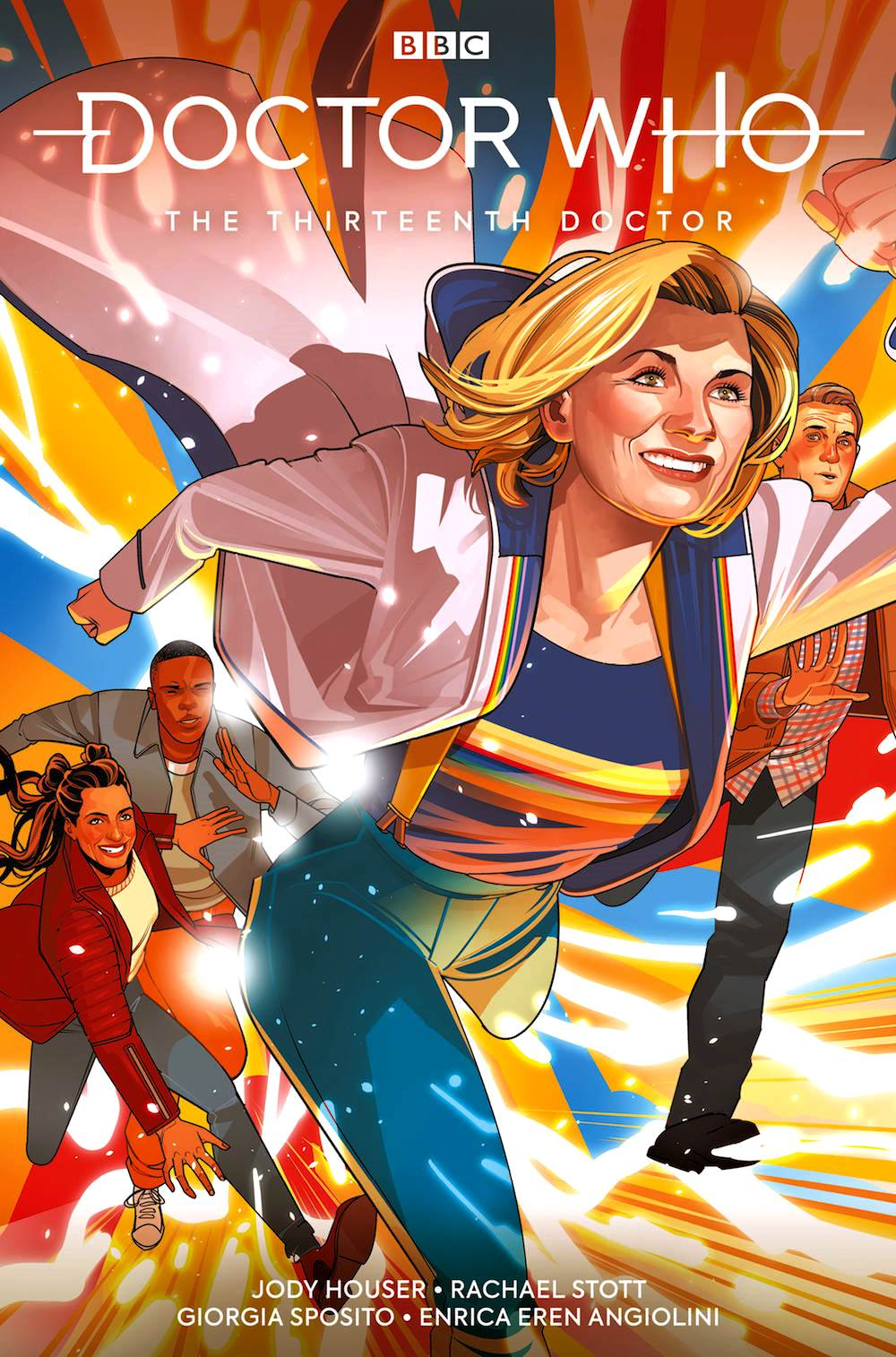 Doctor Who: The Thirteenth Doctor Volume 1 - A New Beginning