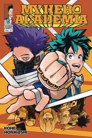 My Hero Academia Volume 23