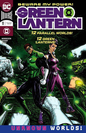 Green Lantern: Season 1 (2018) #11 (of 12)