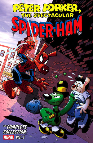 Peter Porker, The Spectacular Spider-Ham - The Complete Collection Volume 1
