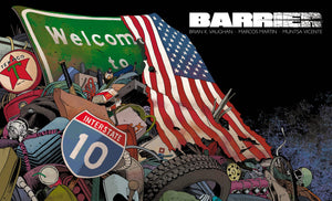 Barrier (2018) #3 (of 5)