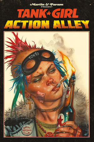 Tank Girl (2018) Volume 1: Action Alley