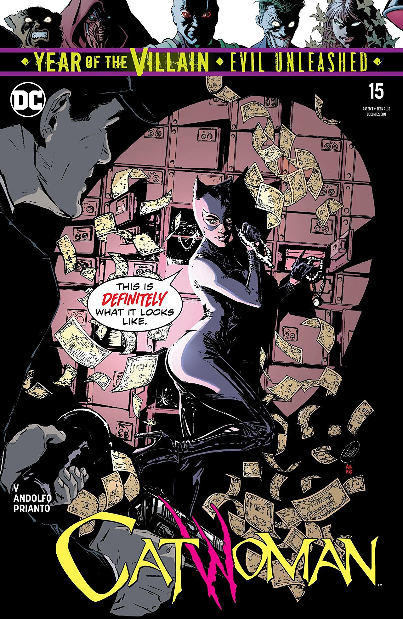 Catwoman (2018) #15