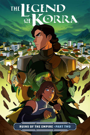Legend of Korra: Ruins of the Empire Part 2