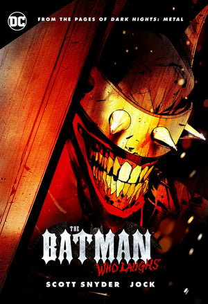 Batman Who Laughs (2018) HC