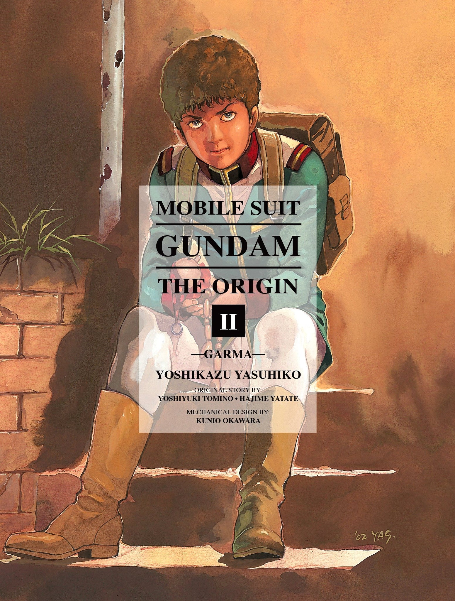 Mobile Suit Gundam: The Origin Volume 2 HC