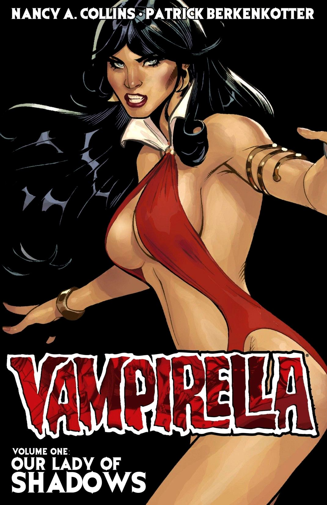 Vampirella (2014) Volume 1: Our Lady of Shadows