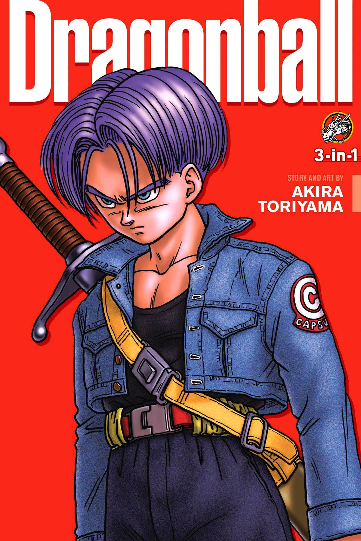 Dragon Ball 3-in-1 Edition Volume 10