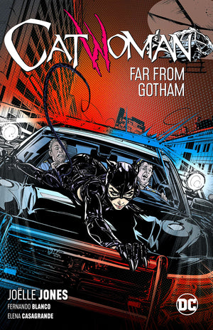 Catwoman (2018) Volume 2: Far From Gotham