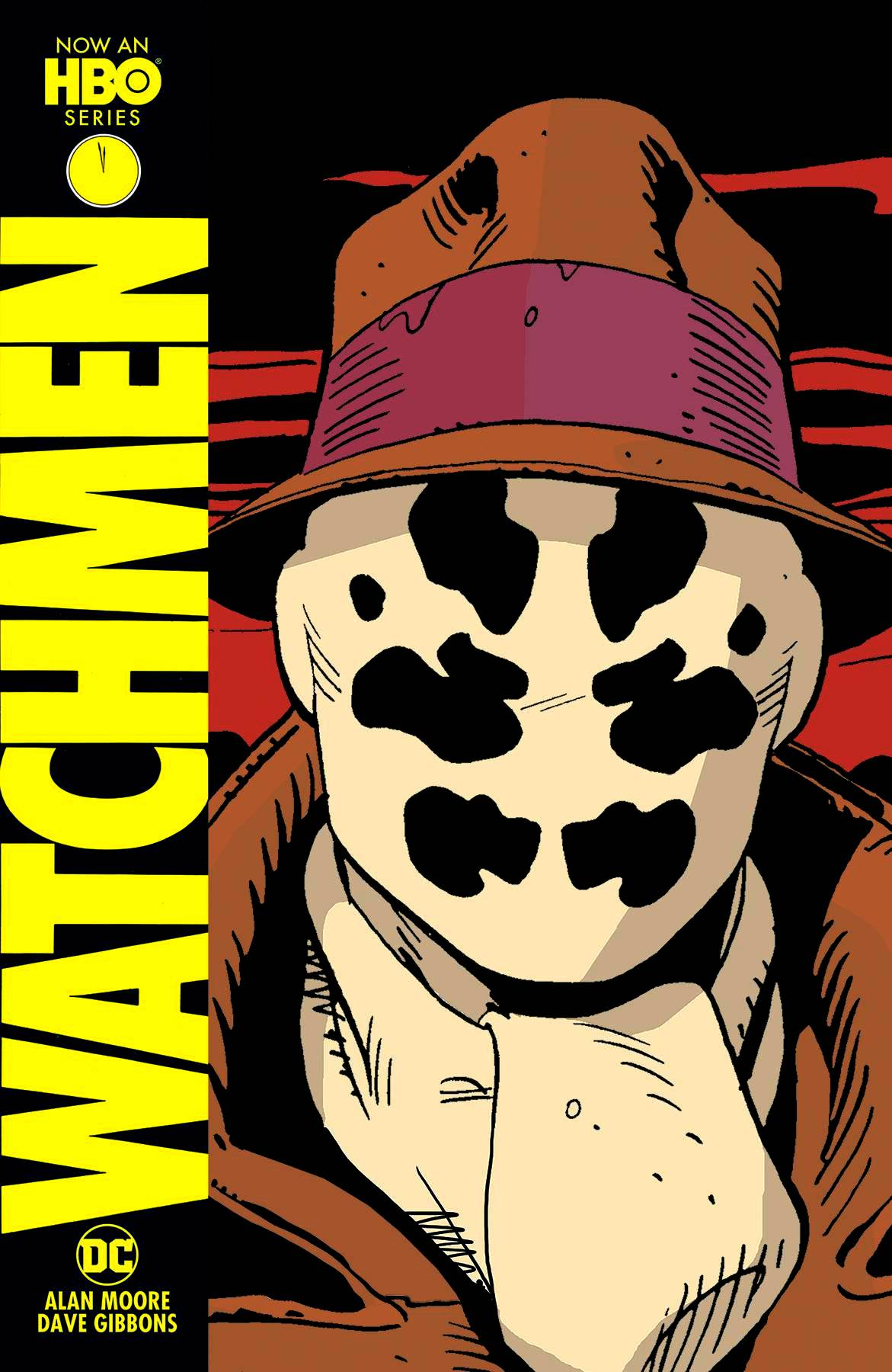 Watchmen - International Edition with Lenticular Cover