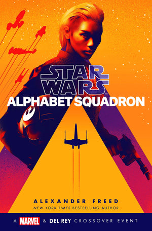 Star Wars: Alphabet Squadron - A Novel HC