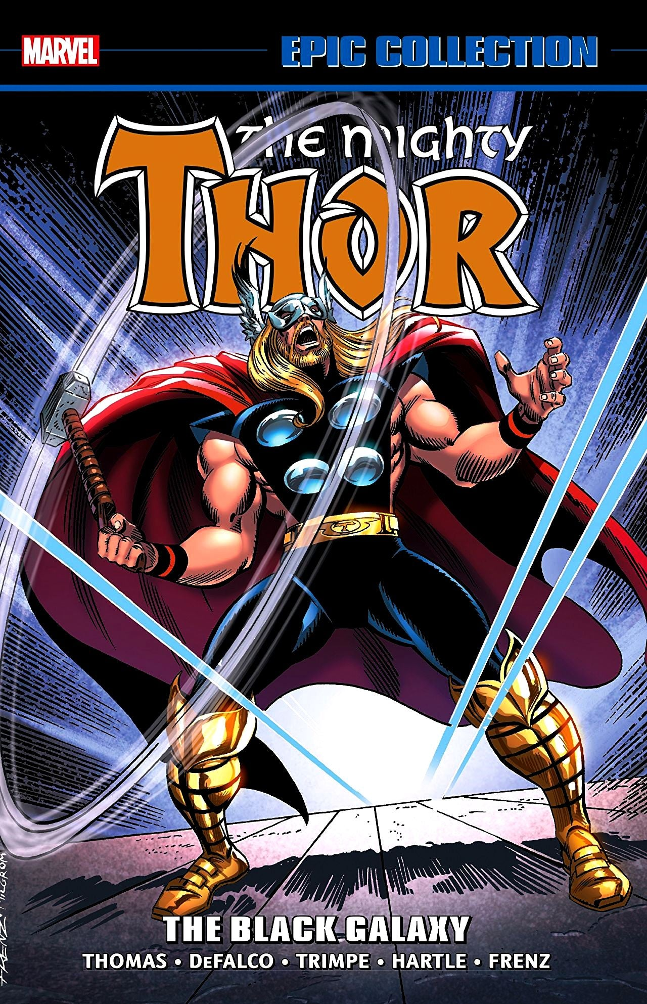 Thor: The Black Galaxy (Epic Collection)