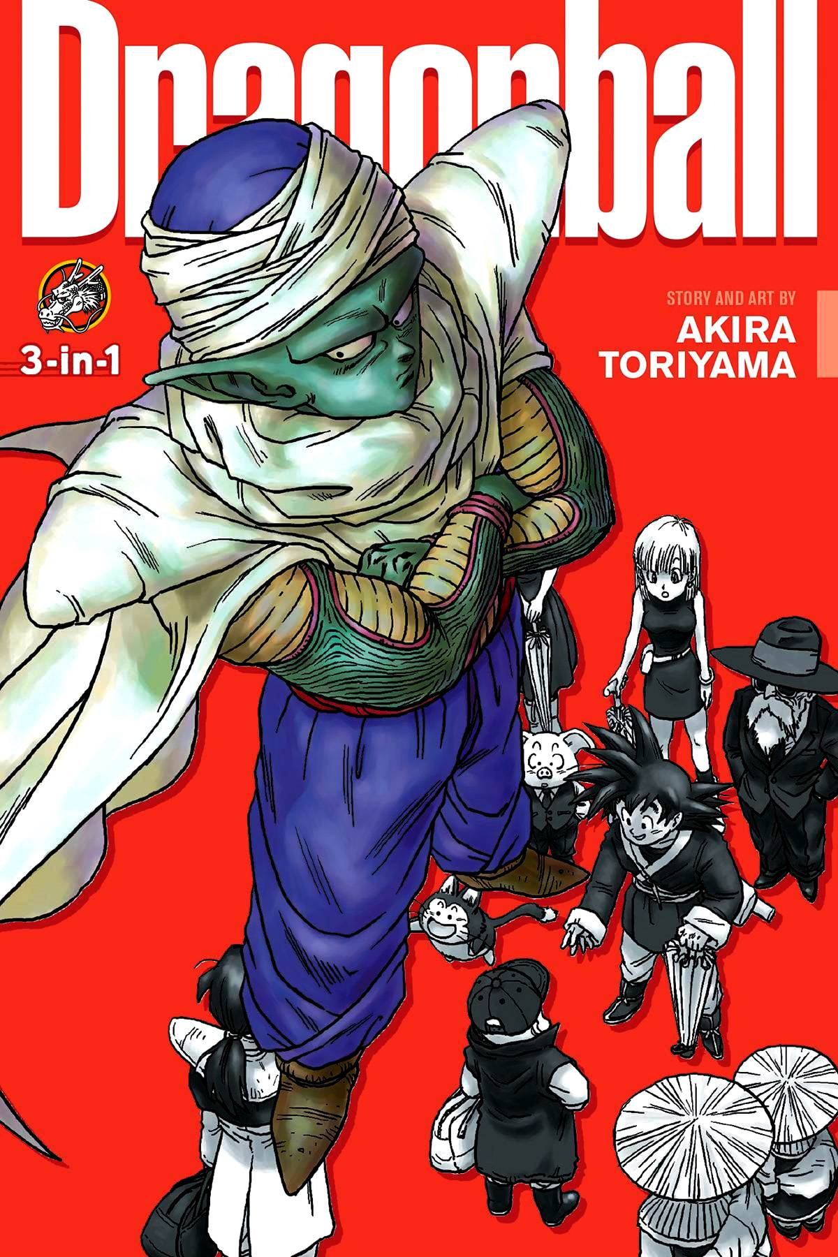 Dragon Ball 3-in-1 Edition Volume 05
