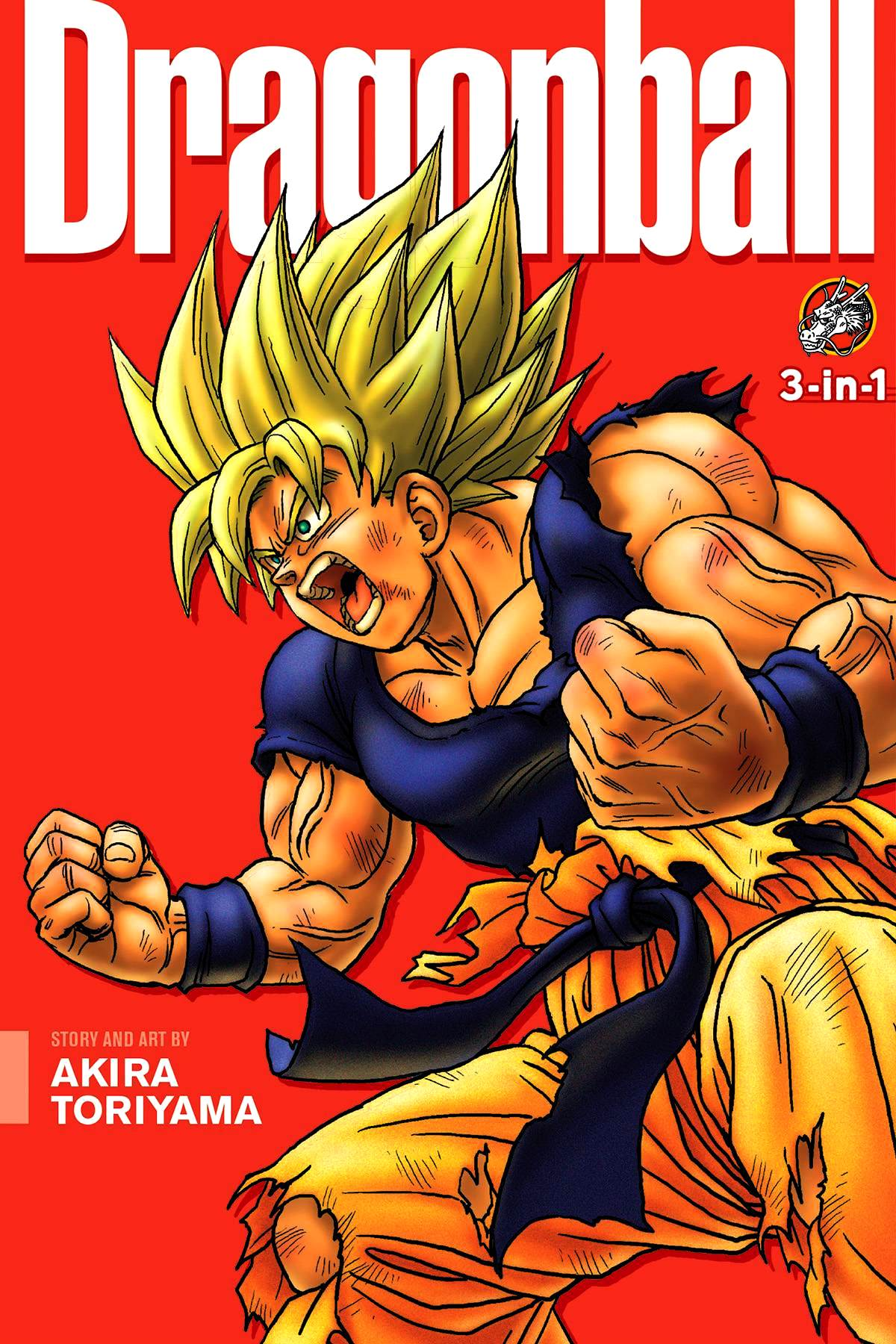 Dragon Ball 3-in-1 Edition Volume 09