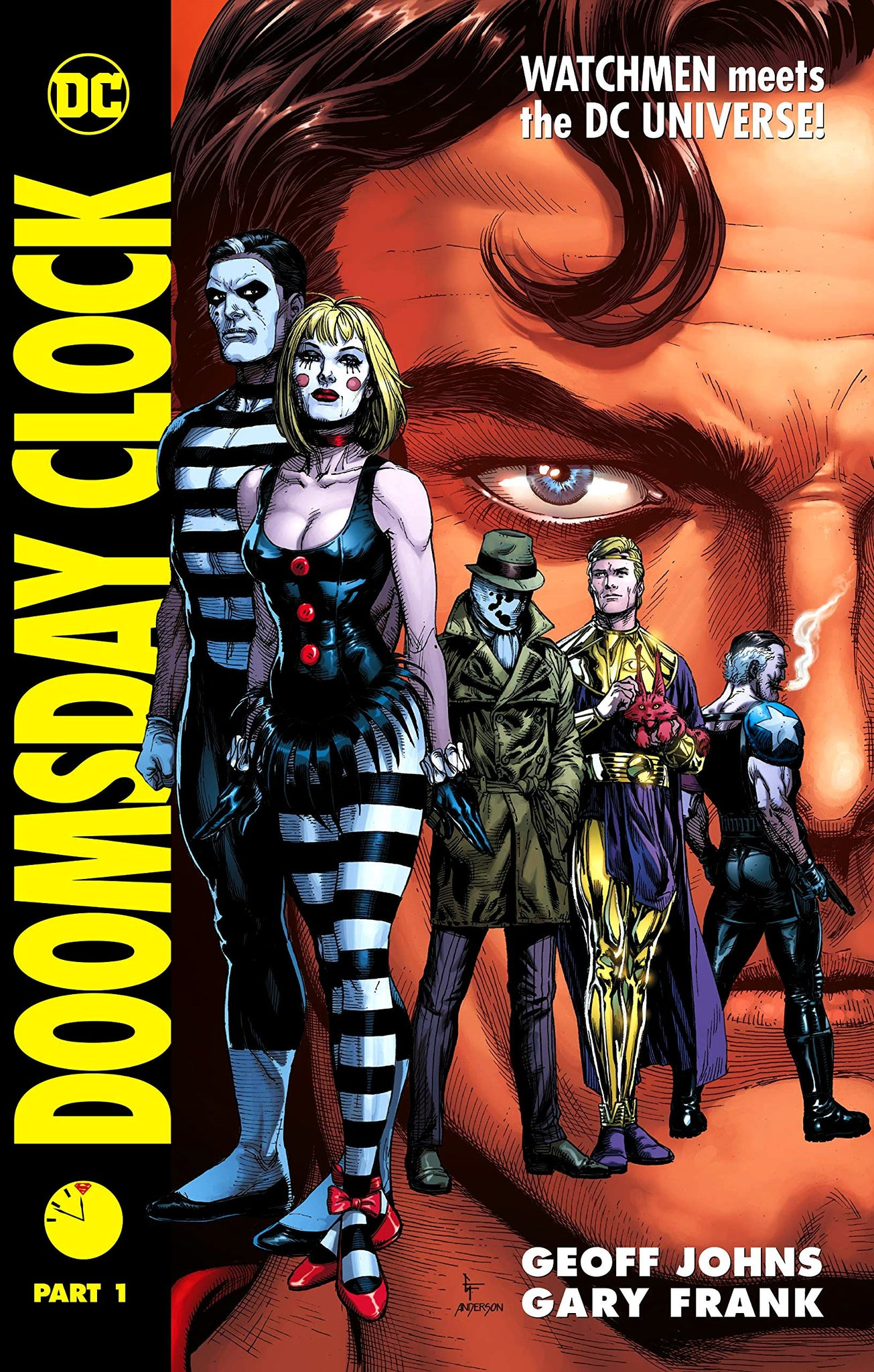 Doomsday Clock (2017) Part 1 HC