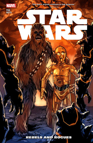 Star Wars (2015) Volume 12: Rebels and Rogues