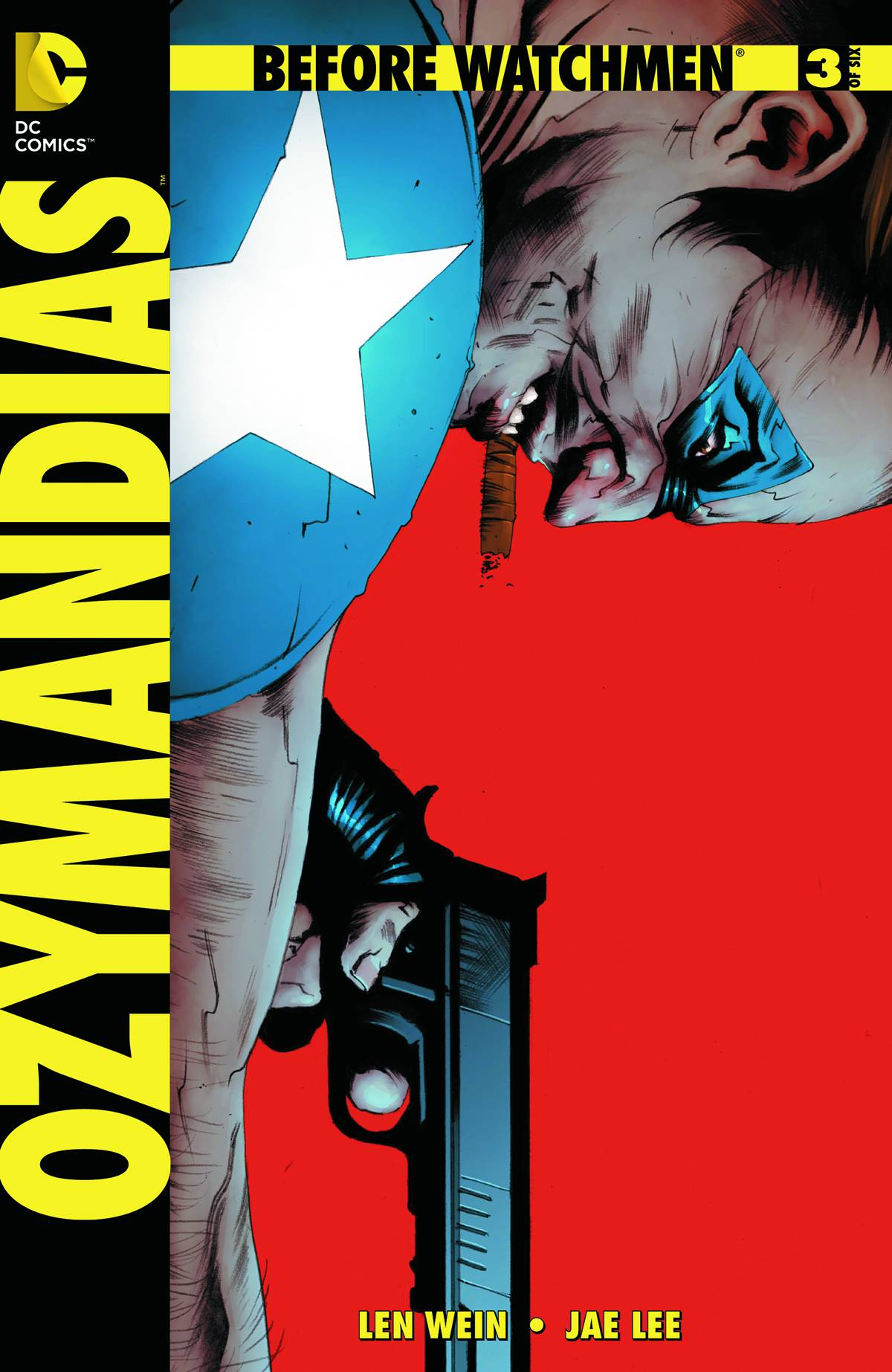 Watchmen: Before Watchmen - Ozymandias #3 (of 6)