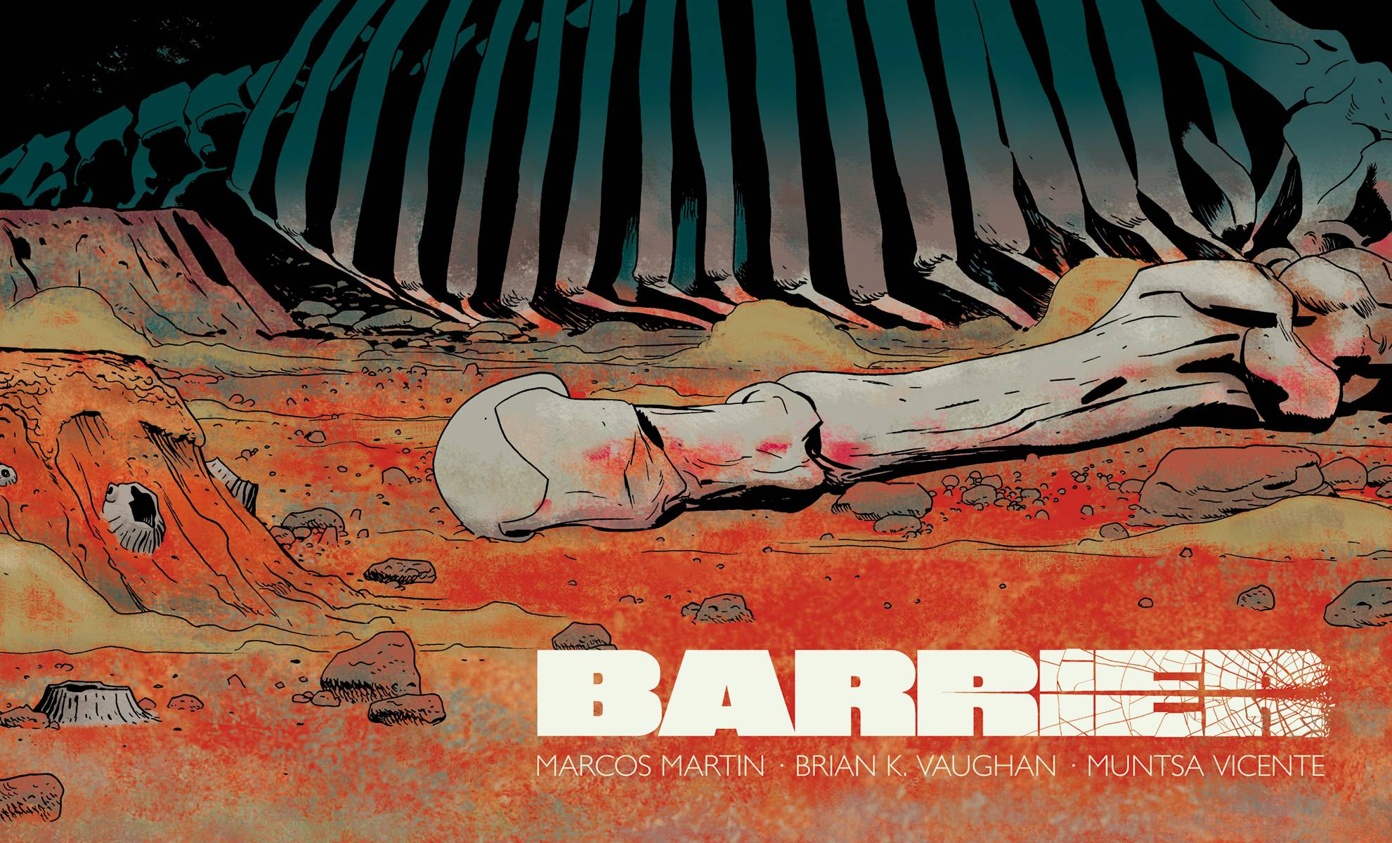 Barrier (2018) #2 (of 5)