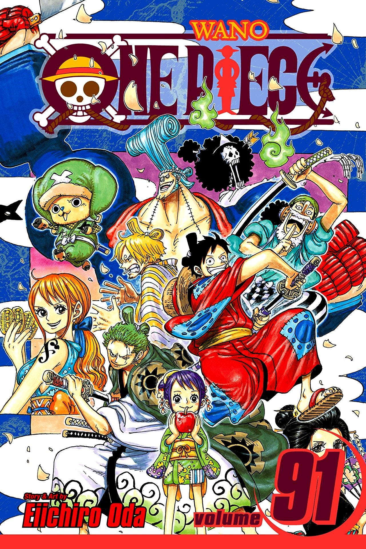 One Piece Volume 91