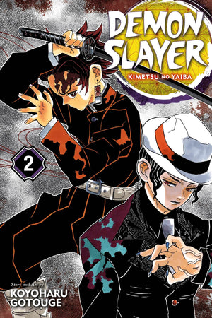 Demon Slayer: Kimetsu No Yaiba Volume 02